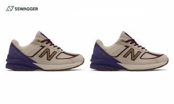 New Balance 990v5 BHM預報上架!黑人平權永不止息