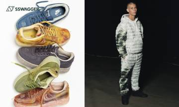 Nike x Stüssy限量手染Air Force 1預報開搶!同場收錄全新再生服飾系列