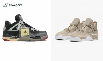 Air Jordan 4家族2021預告特輯!Off-White也坐鎮