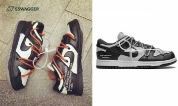 Nike Dunk Low x Off-White 2021暗黑雙子流出!疑似Panda色竟參戰?