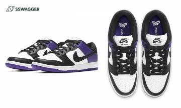 Nike SB Dunk Low Court Purple抽籤開催!鞋王新色來襲