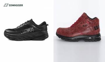 山系潮鞋近期22款入手攻略!行山總要有一雙靚鞋