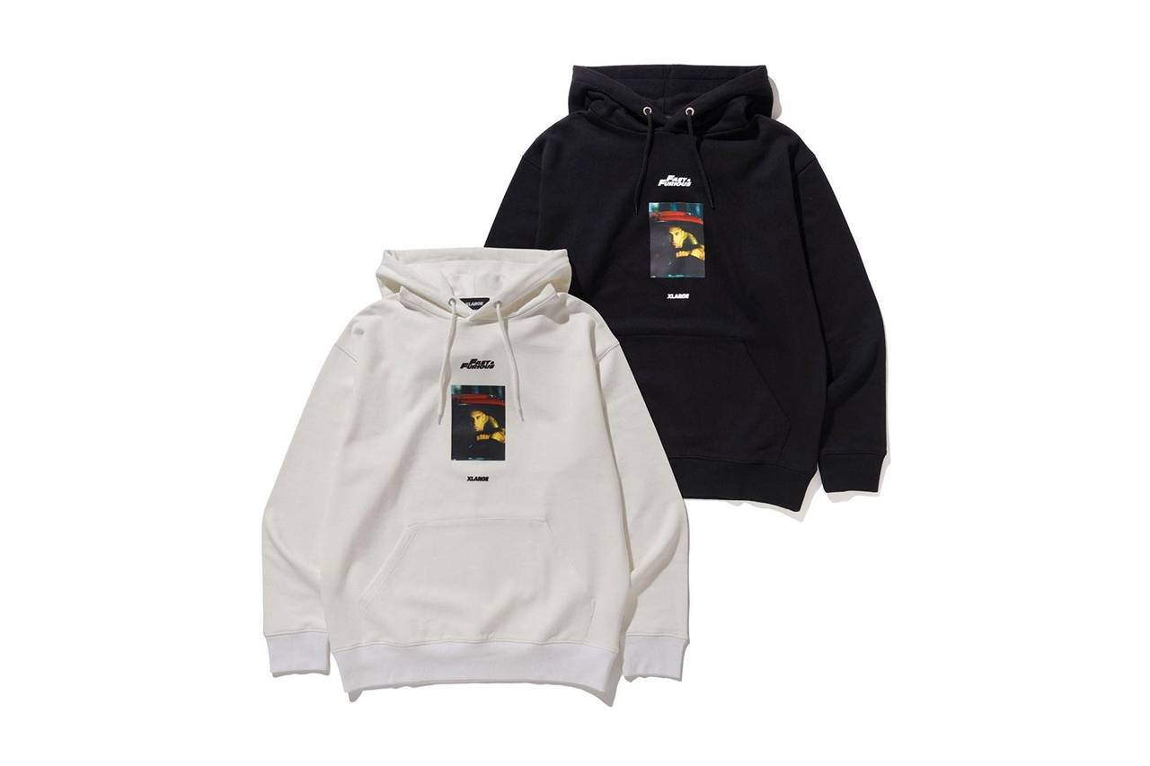 XLARGE x《The Fast and the Furious》注入經典劇照!一眾意想不到角色驚喜現身
