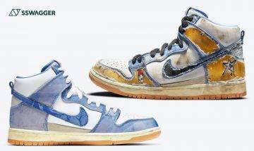 Carpet Company x Nike SB Dunk High 快將登場!可剝落鞋面為鞋迷獻驚喜