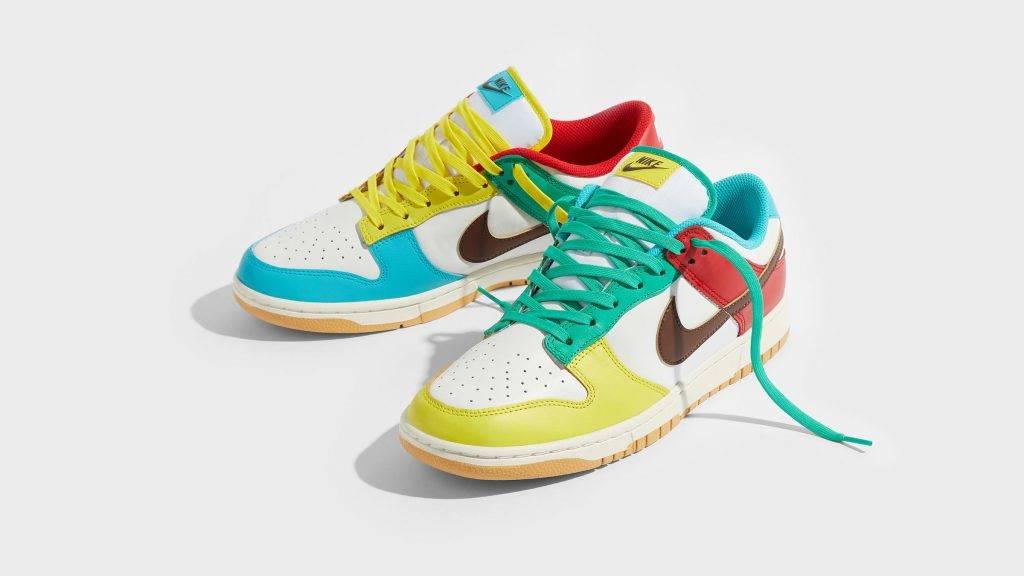 Nike Dunk Low「Free 99」白版