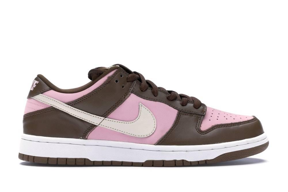 Nike x Stüssy SB Dunk Low「Cherry」
