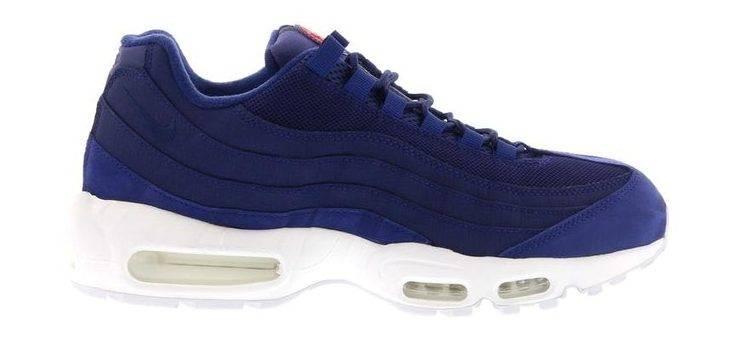 Nike x Stüssy Air Max 95「Loyal Blue」