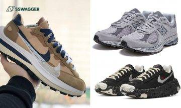 sacai x Nike Vaporwaffle多色實物圖、NB ML2002R新色等!SSneakers Weekly 6款本週定必留意鞋款