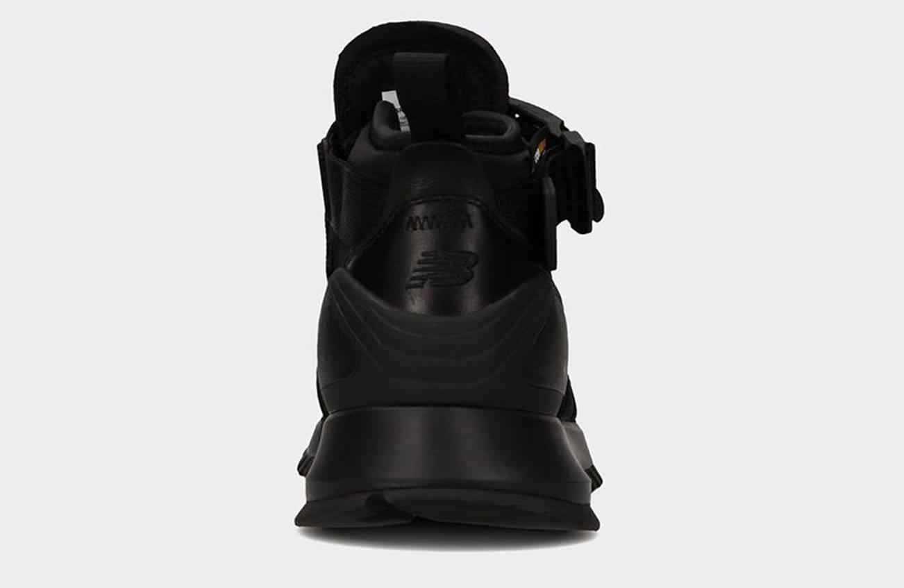 Snow Peak 與 New Balance Tokyo Design Studio R_C4 Mid 開抽!都市機能球鞋暗黑現身