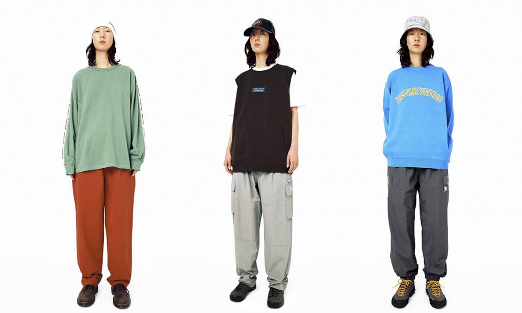 thisisneverthat 新春系列 Spring Summer 2021 Capsule collection to be released on February 8th