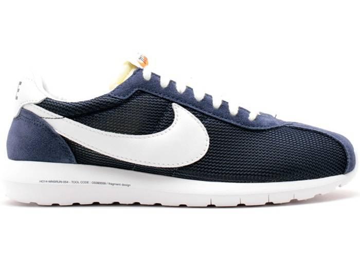 fragment design x Nike Roshe Run LD-1000 obsidian blue colourway
