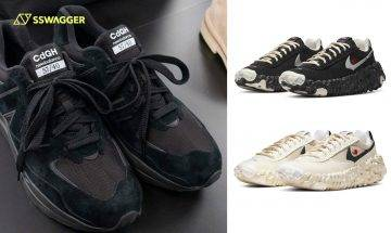 UNDERCOVER及COMME des GARÇONS 9雙近期曝光聯乘球鞋結集!兩大日牌獨特設計型人必搶