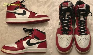 Air Jordan 1 High OG Chicago 1985年版叫價100萬美金!究竟是何方神聖?