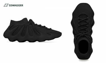 adidas Yeezy 450 Dark Slate發售預告!黑白雲上行