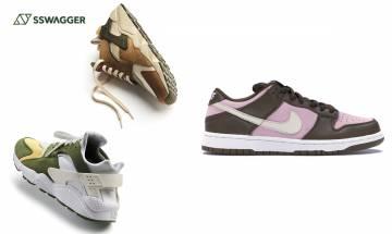 Nike x Stüssy合作特輯!20年來打造多對猛鞋