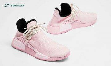 adidas Originals x Pharrell Williams Hu NMD True Pink 開抽!呈現春日潮流氣息
