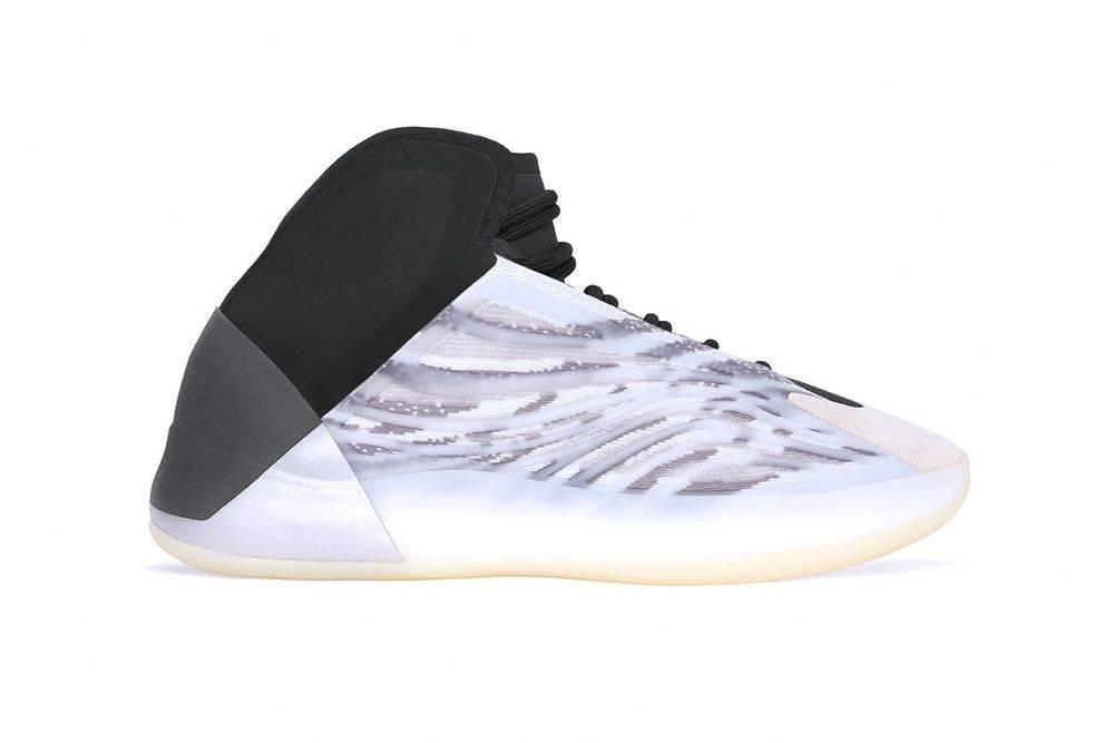 adidas Yeezy系列 YZY BSKTBL QNTM