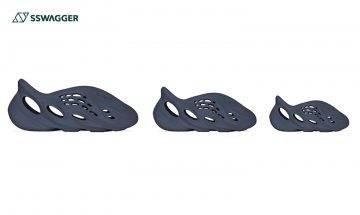 adidas YZY Foam Runner Mineral Blue 快將上架!成人至小童尺寸全方位發售