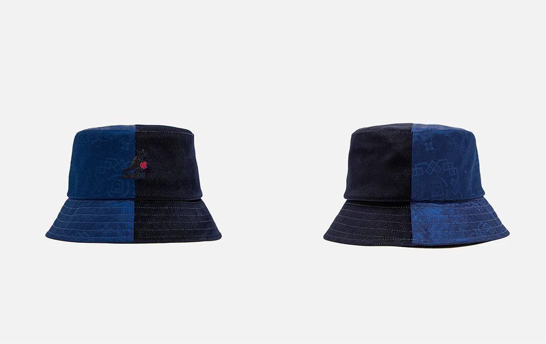 CLOT x Kangol推5種全新不同風格帽款!經典 Silk Royale 絲綢注入加持