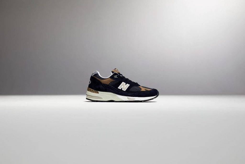"""New Balance 991 """"Navy Tan"""" 20th anniversary version to be release on April 2nd"""