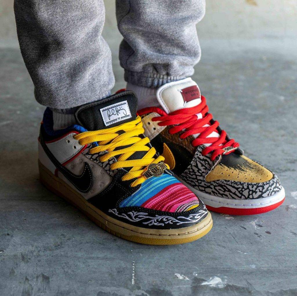 Nike SB Dunk Low「What The P-Rod」