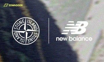 Stone Island x New Balance 新企劃曝光!成合作伙伴將推更多創新之作