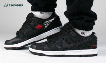 Wasted Youth x Nike SB Dunk Low 發售消息曝光!Verdy能否帶它登上神級之列?