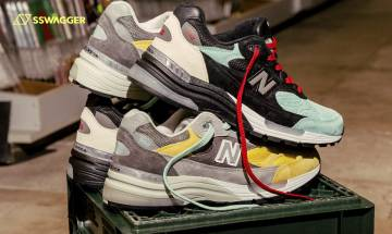 Nice Kicks x Amoeba Music x New Balance 992發售預告!鞋王又一新形態