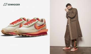 CLOT x sacai x Nike LDWaffle Orange官方抽籤開放!致敬KOD死亡之吻