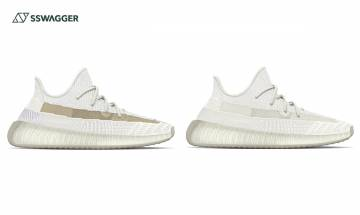 adidas YEEZY BOOST 350 v2 Light快將現身!注入罕有UV變色設計