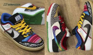 Nike SB Dunk Low What The P-Rod諜圖現身!致敬滑板界OG