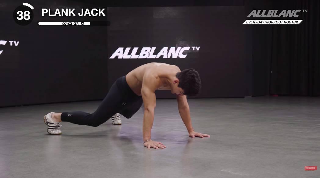 全身減脂只需每日10分鐘!韓國健身教練 YouTuber Louis Oh 示範10個徒手動作