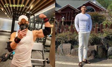 全身減脂只需每日10分鐘!韓國健身YouTuber示範10個徒手動作