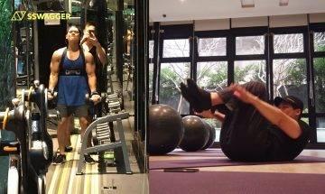 六塊腹肌只需1日3分鐘?3個增肌減脂訓練必做動作