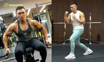 強效減脂15分鐘HIIT!熱門健身YouTuber以拳擊動作強化增肌