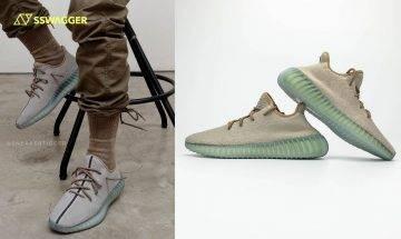 adidas YEEZY BOOST 350 V2 Leaf諜圖曝光!耳目一新之簡約鞋面現身
