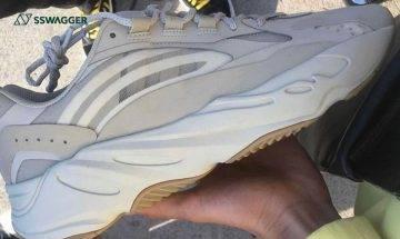 adidas YEEZY BOOST 700 V2 更新版曝光!半透明鞋面首度現身