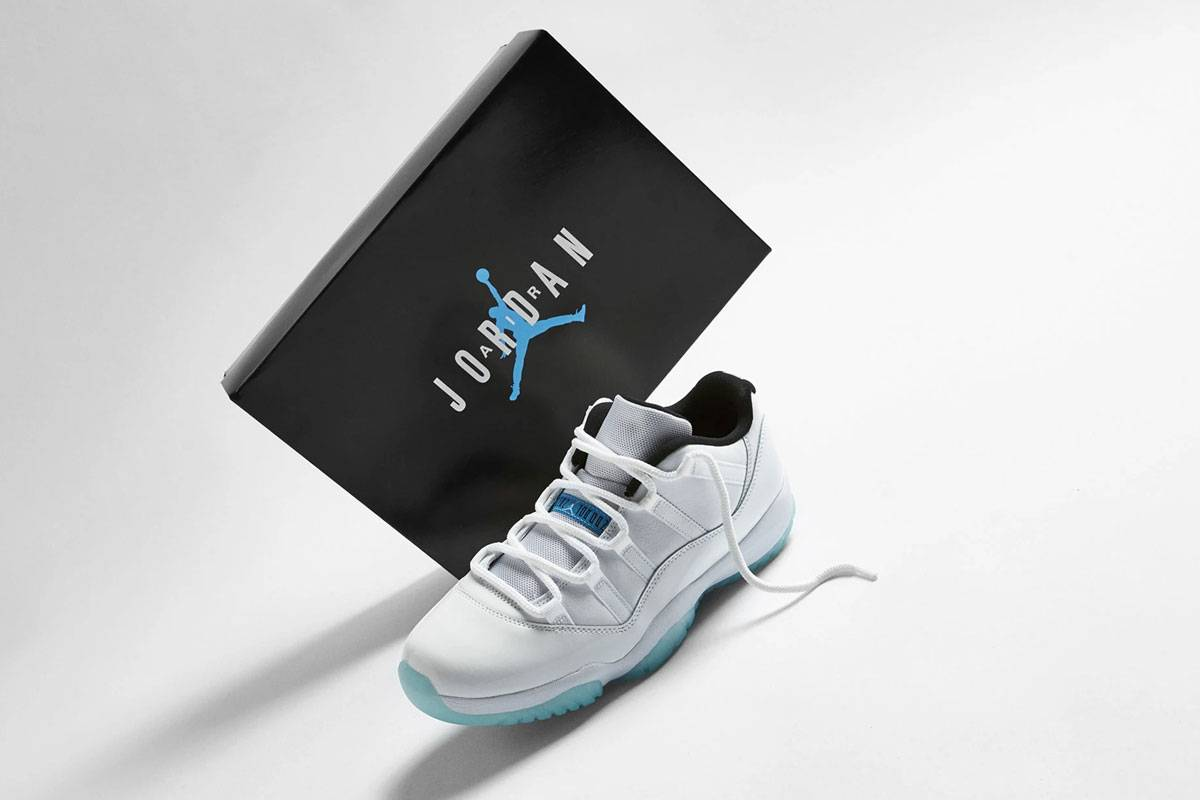 Air Jordan 11 Retro Low「Legend Blue」抽籤機會來襲!7年後以低筒版再現