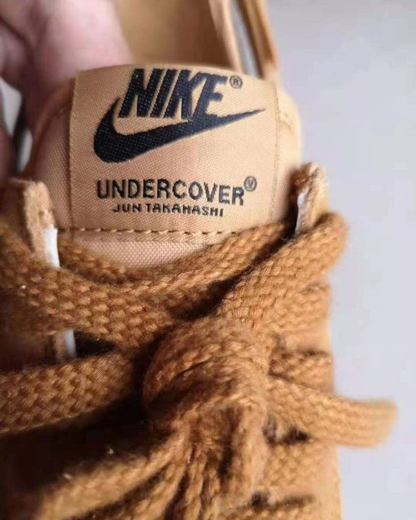 """Nike x UNDERCOVER Daybreak """"Wheat"""" brown and black colourway"""