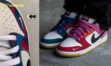Parra x Nike SB Dunk Low Multi驚喜現身!另一新色將同步發售?