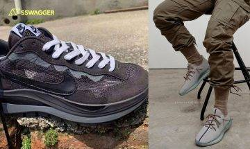 sacai x Nike Vaporwaffle Black、YEEZY 350 V2新色等!SSneakers Weekly 5款今週重磅球鞋