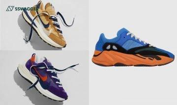 sacai x Nike Vaporwaffle、YEEZY BOOST 700同步開抽!SSneakers Weekly本週5款注目球鞋