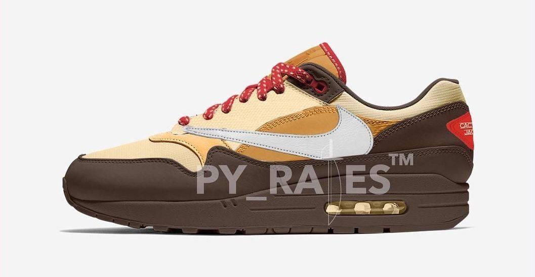 Nike x Travis Scott Air Max 1、New Balance x Noritake等!SSneakers Weekly 5大本週必知聯乘新作