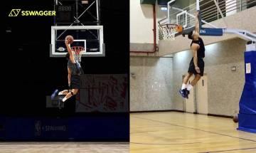 徒手跳躍力訓練!170cm YouTuber也靠這18個動作灌籃