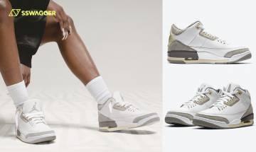 A Ma Maniére x Air Jordan 3抽籤開放中!仿舊復古超搶手
