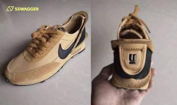 Nike x UNDERCOVER Daybreak Wheat諜圖曝光!小麥啡色復古感爆濃