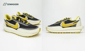 UNDERCOVER x sacai x Nike LDWaffle新圖、上架更新!日本教主們全新力作