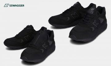 New Balance MTX580 Triple Black即將上架!GORE-TEX加持無懼雨季