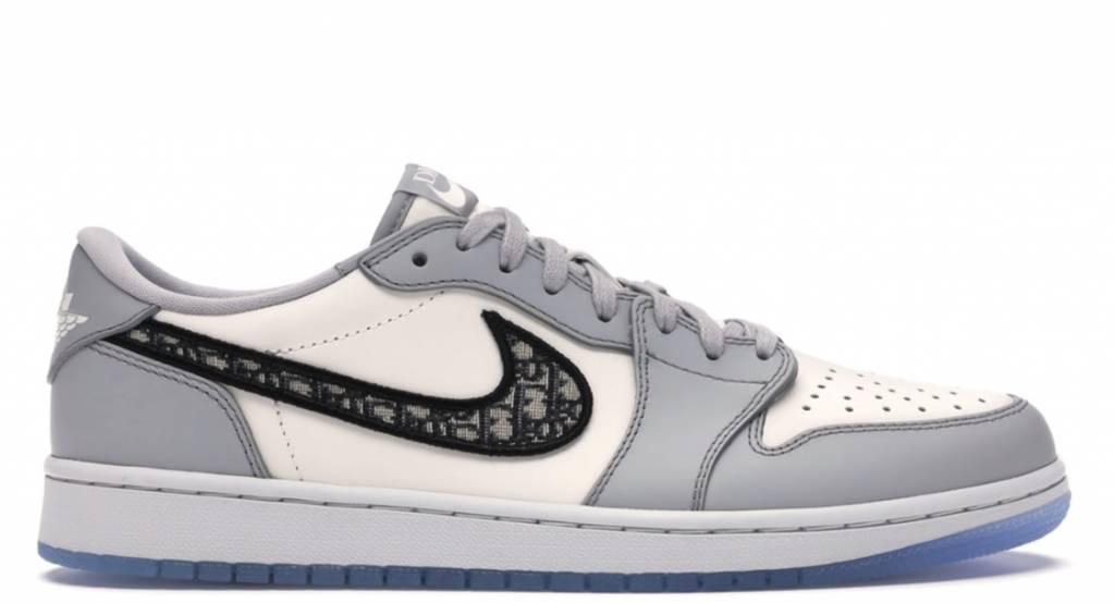 Jordan Brand 2022 上半年10對必入鞋款!Dior Air Jordan 1 Low平民版現身