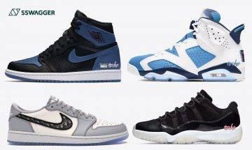 Jordan Brand 2022上半年10對必入鞋款!Dior Air Jordan 1 Low平民版現身